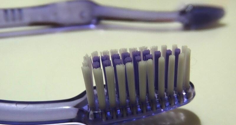 cuidado cepillo dientes